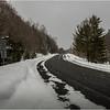 Adirondacks Arietta Route 30 while Snowing 1 March 2018