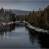 Adirondacks Newcomb Hudson River 1 March 2018