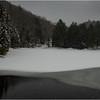 Adirondacks Arietta West Branch Sacandaga River 8 March 2018