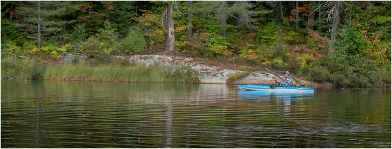 Adirondacks Bog River 4 September 2019