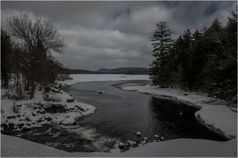 Adirondacks Indian Lake 1 March 2018