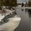 Adirondacks Newcomb Hudson River 14 March 2018