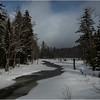 Adirondacks Arietta Winter Stream 1 March 2018