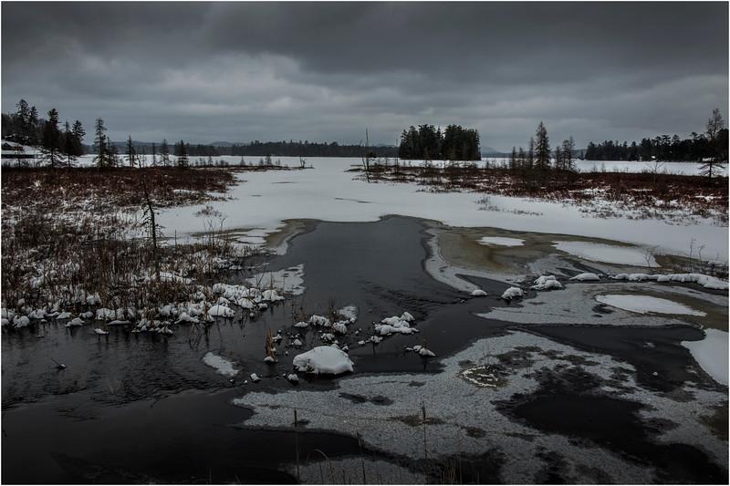 Adirondacks Raquette Lake 5 March 2018