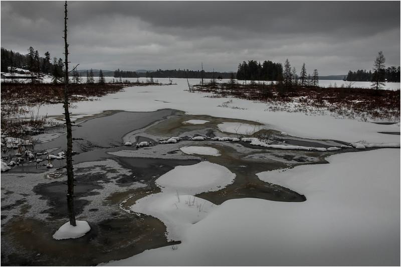 Adirondacks Raquette Lake 4 March 2018