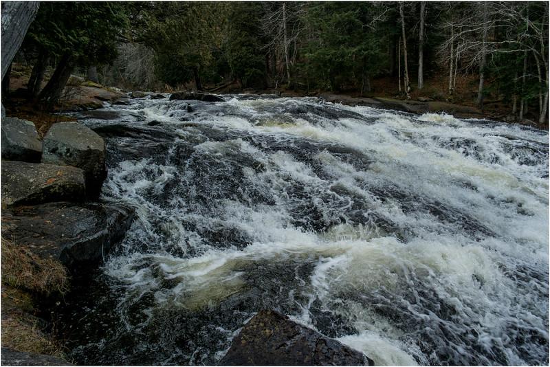 Adirondacks Long Lake November 2015 Buttermilk Falls 2