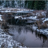 Adirondacks Indian Lake Raquette Brook 3 December 2016