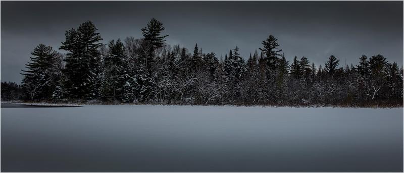 Adirondacks Round Lake 1 March 2018