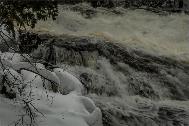 Adirondacks Buttermilk Falls 5 March 2018