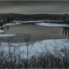 Adirondacks Newcomb Hudson River 3 March 2018