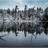 Adirondacks Follensby Clear Pond 6 December 2016