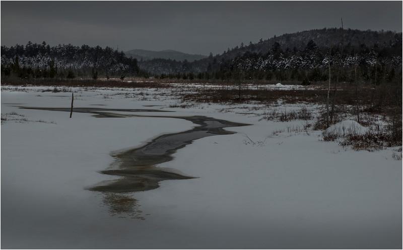 Adirondacks Raquette Lake 1 March 2018