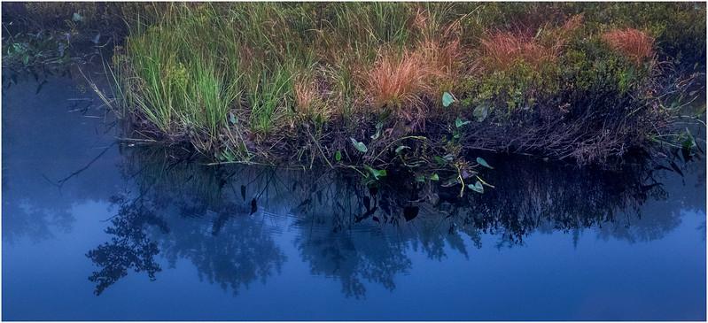 Adirondacks Cary Lake Morning Mist 58 September 2017