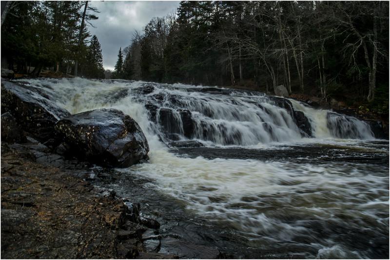 Adirondacks Long Lake November 2015 Buttermilk Falls 3