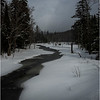 Adirondacks Arietta Winter Stream 2 March 2018