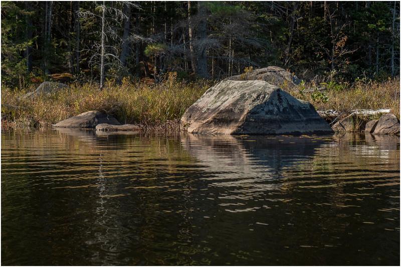 Adirondacks Forked Lake Paddle 20 October 2019