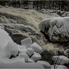 Adirondacks Buttermilk Falls 4 March 2018