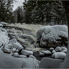 Adirondacks Buttermilk Falls 2 March 2018