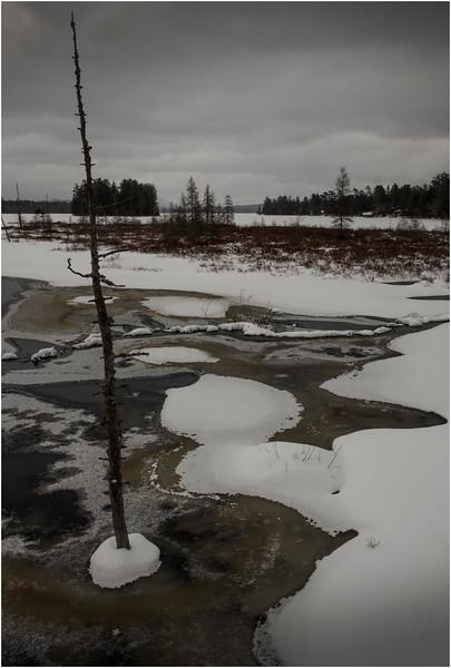 Adirondacks Raquette Lake 3 March 2018