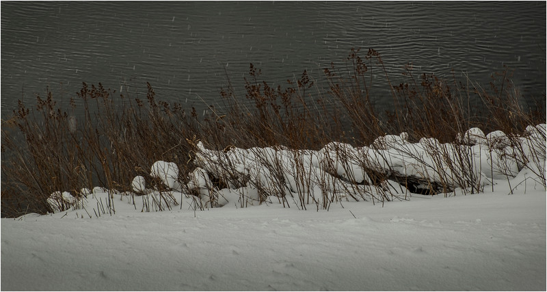 Adirondacks Lewey Lake 7 March 2018