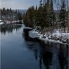 Adirondacks Newcomb Hudson River 2 March 2018
