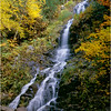 Adirondacks Classics Falls from Cascade Peak Above Cascade Lake 4x5 circa 1996