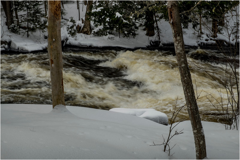 Adirondacks Buttermilk Falls 7 March 2018