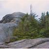 Bald summit of Ampersand Mountain