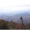 Looking southwest toward the high peaks region.