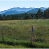 Jay Range, Adirondacks, Taken From Asgaard Farm
