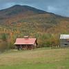 Barns near Jay