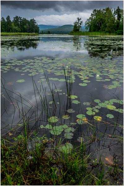 Adirondacks Chateaugay Lake Snug Harbor Trainer Camp Lake View 4 August 2017