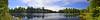 Panther Pond Panorama Shot