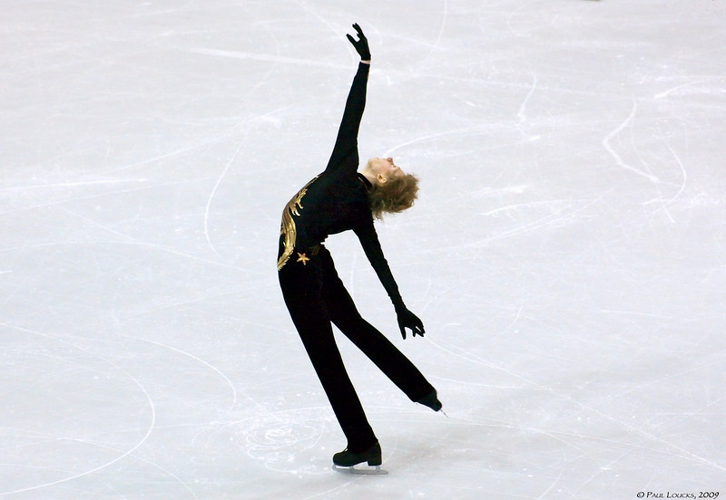 Kevin Reynolds, Canada (Placed 6th)