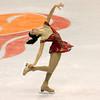 Ladies Finalist - Julia Sebestyen, Hungary (Placed 3rd)