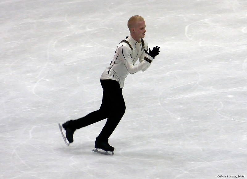 Adrian Schultheiss, Sweden (placed 7th)