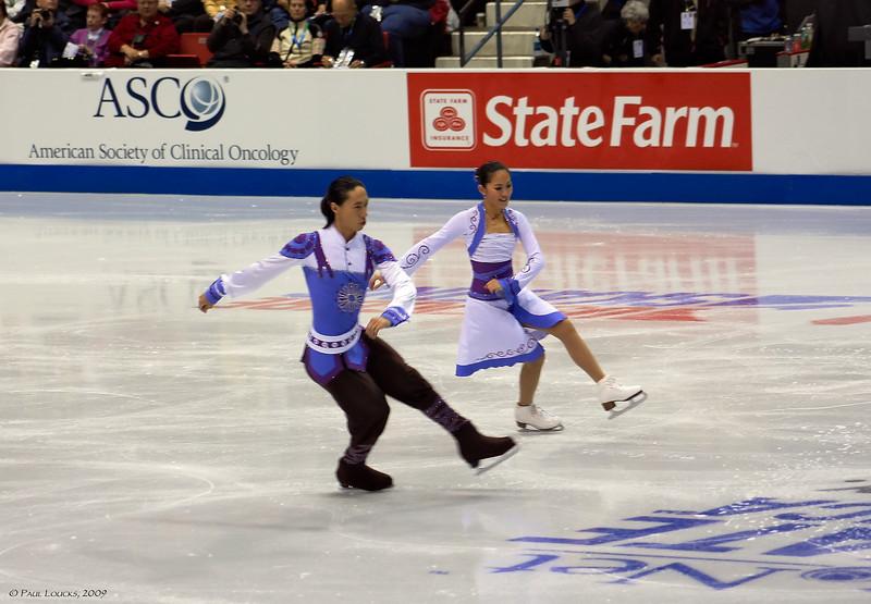 Yu and Wang