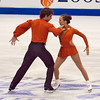 Pairs - Keauna McLaughlin and Rockne Brubaker, USA (Placed 4th) 2008-2009 US Champions, 2007 World Junior Champions