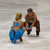 Ice dancers Kim Navarro and Brent Bommentre, USA (Placed 5th) Two-time US Bronze medalists, 2008 Four Continents Bronze Medalists