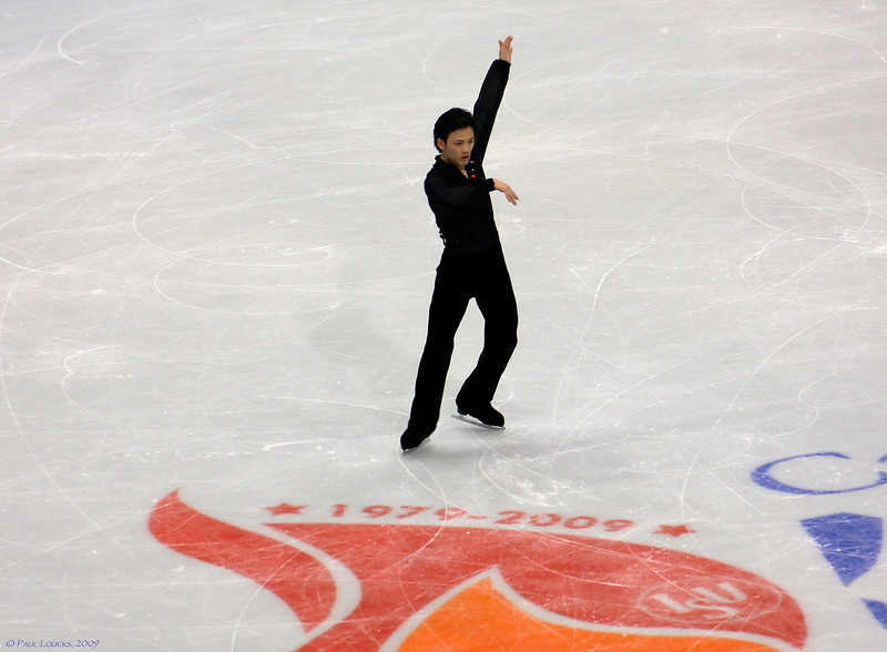Jialiang Wu, China (Placed 11th)