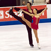Pairs - Xue Shen and Hongbo Zhao, China (Placed 1st) Three-time World Champions and two-time Olympic Bronze Medalists