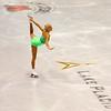 Ladies Finalist - Elena Glebova, Estonia (Placed 5th)