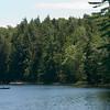 Crossing Slang Pond
