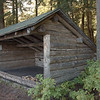 A classic Adirondack lean-to at Black Pond near Keese Mills