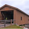 The Jay Covered Bridge.
