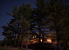 Autumn's Eve at Elk Lake Lodge