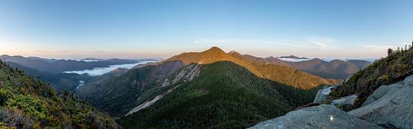 Dawn from Saddleback Mt.