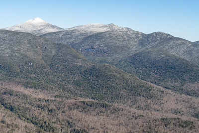 Mt. Marcy, Cliff & Redfield from Mt. Adams Fire Tower