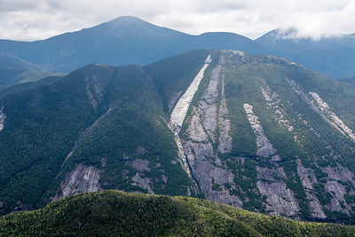 Mt. Colden & Marcy seen from Algonquin