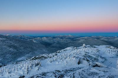 Adirondack Alpenglow